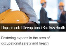 Department of Occupational Safety & Health